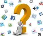 overwhelmed by social media