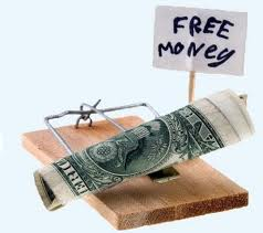 free money mouse trap
