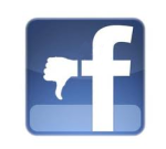 thumbs down to Facebook