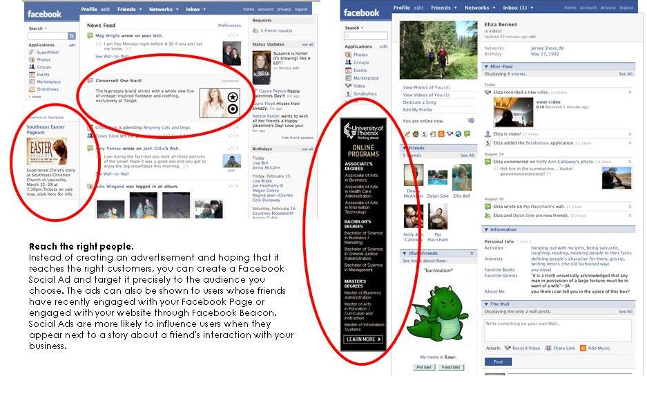 advertisment and targeted market with examples Target marketing, page 1 target marketing and the featured in a targeted advertisement affects the anticipated marketing communication an example of a non-culturally relevant product that is privately used is soap soap is a product that is used by most consumers in the privacy of.