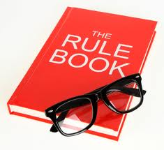 the rule book for grammar