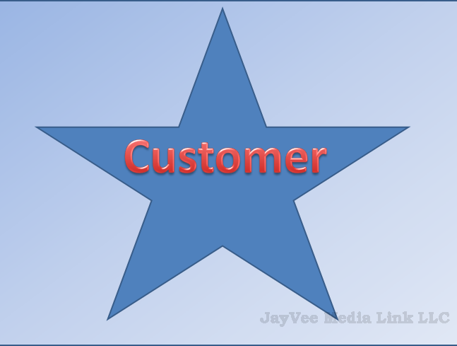 the customer is our star