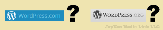 wordpress.com or wordpress.org?