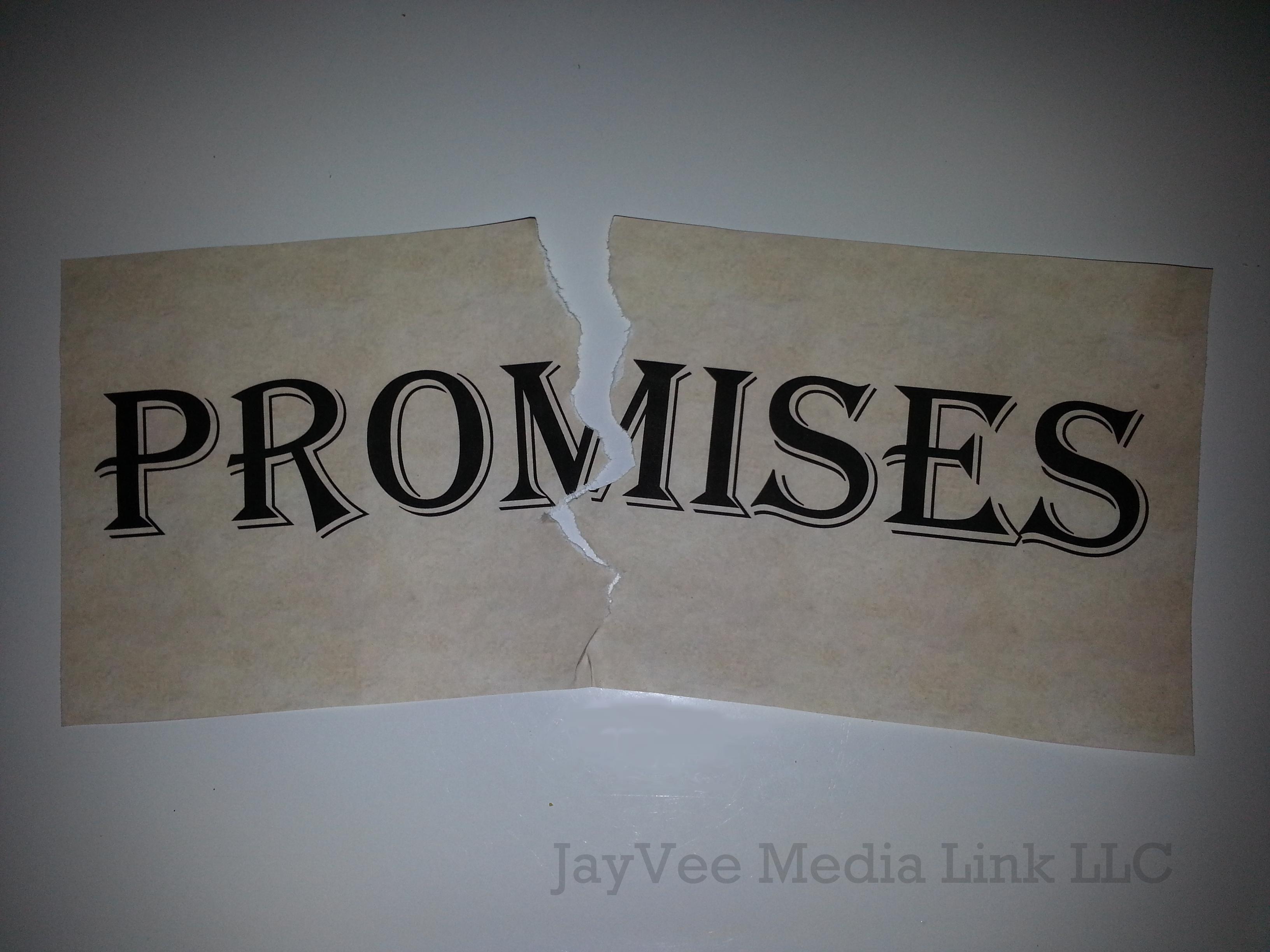 Welcome to Broken Promises - Midland Public Schools